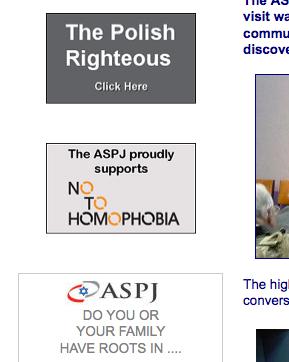 ASPJ says No To Homophobia