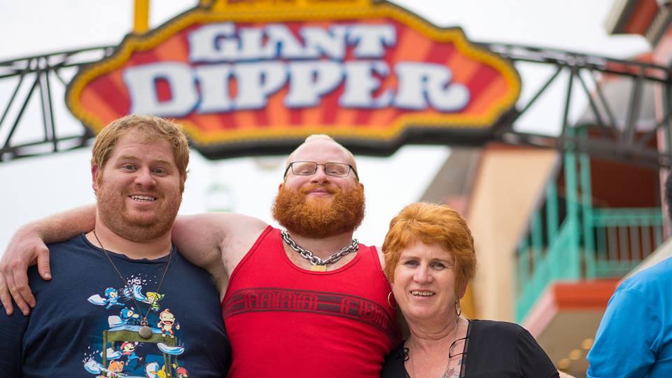 Jack Chapman and family